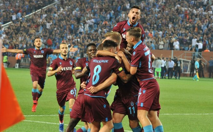 Trabzonspor'un Kasımpaşa kadrosu belli oldu