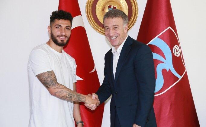 Trabzonspor, Kamil Ahmet ile sözleşme uzattı
