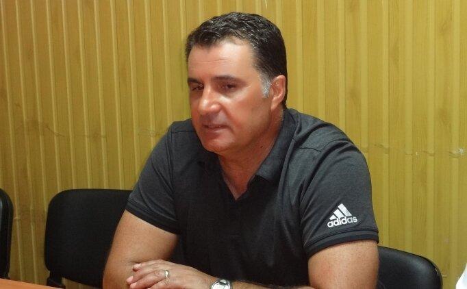 Ankaragücü'nün yeni teknik direktörü Mustafa Kaplan