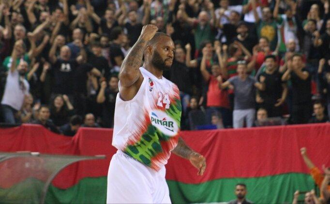 Karşıyaka, FIBA Avrupa Kupası'nda Donar'la karşılaşacak