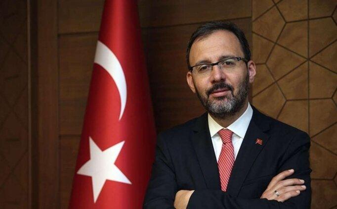 Kasapoğlu: 'Sporsuz bir Türkiye düşünülemez'