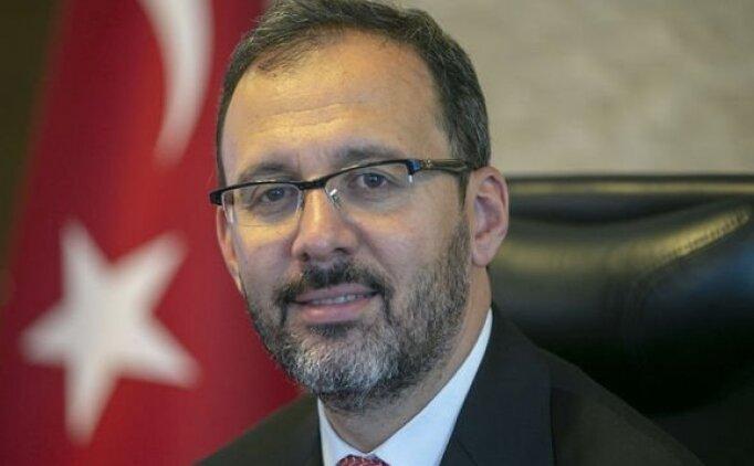 Bakan Kasapoğlu 'asker selamı' soruşturmasını yorumladı