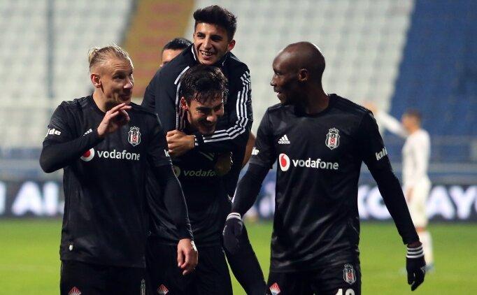 Beşiktaş'ın kasasına 20,3 milyon TL'lik katkı