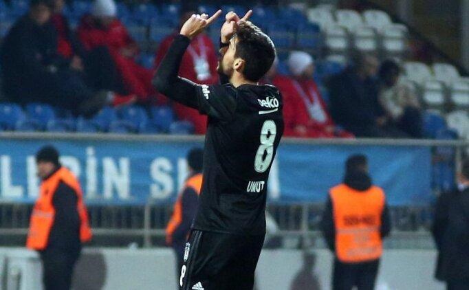 Umut Nayir: 'Beşiktaş'ın umudu olmaya çalışıyorum'