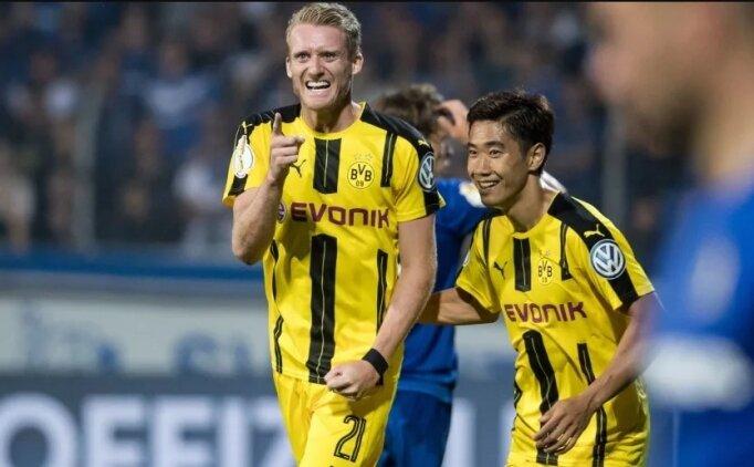 Kagawa ve Schürrle için Dortmund'dan açıklama