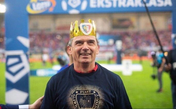 Polonya'da şampiyon Piast Gliwice!