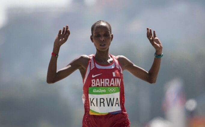 Olimpiyat ikincisi Kirwa dopingli çıktı!