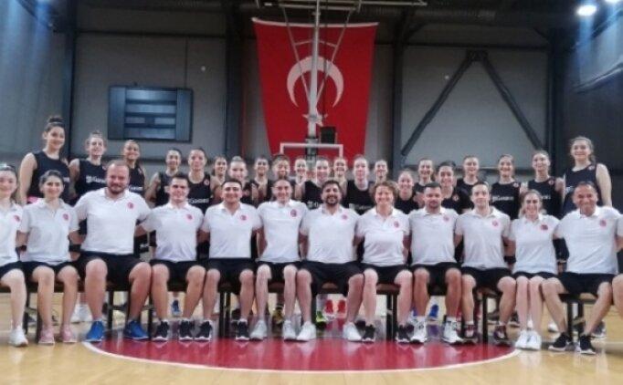 Yıldız Kızlar Avrupa Basketbol Şampiyonası'nda rakip Yunanistan
