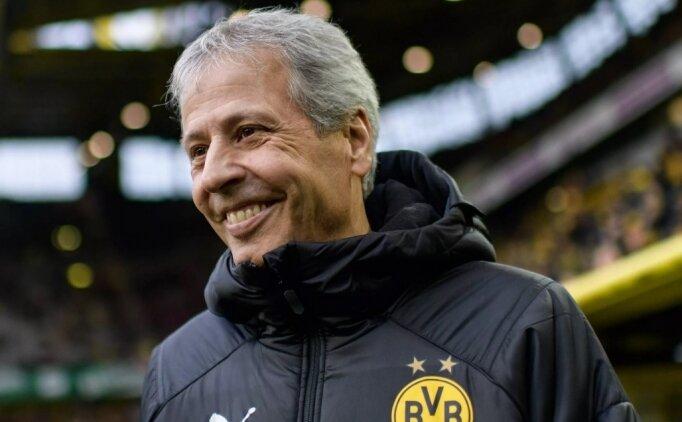Dortmund, Lucien Favre ile nikah tazeledi