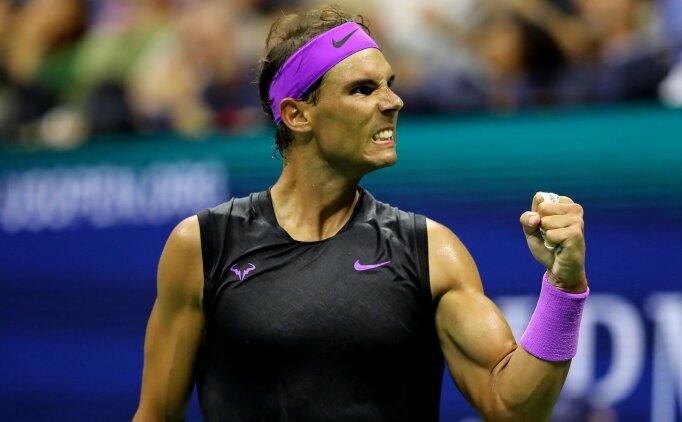 Rafael Nadal, ABD Açık'ta yarı finalde!
