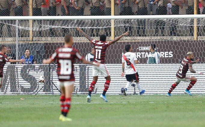 Libertadores finalinde 3 dakikalık tarihi geri dönüş!