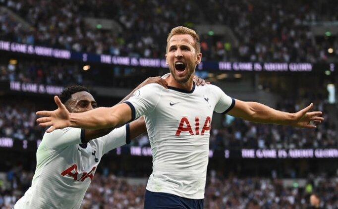 Tottenham'ı son anda Harry Kane kurtardı!