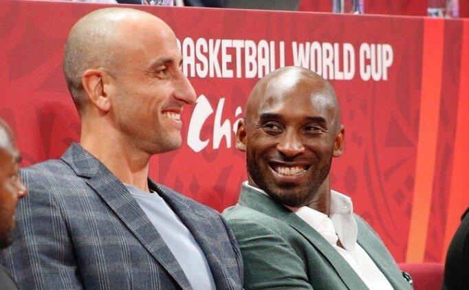 Kobe Bryant: ''Bogdanovic'in hayranıyım!''