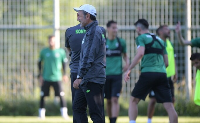 Aykut Kocaman: 'Bir - iki oyuncu daha bekliyoruz'