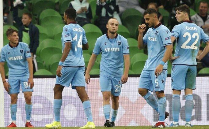 Trabzonspor, Avrupa defterini kapattı