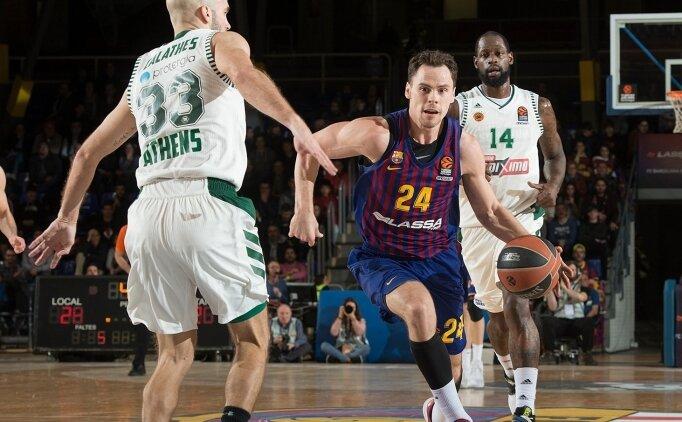Barcelona Lassa seriye devam etti