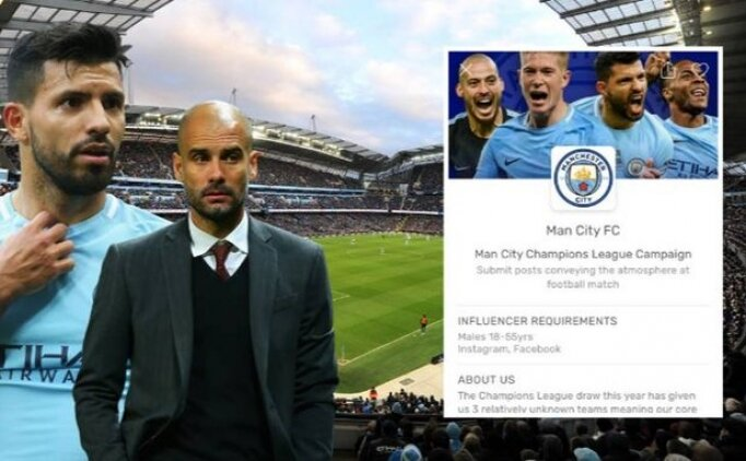Manchester City, instagram fenomeni arıyor!