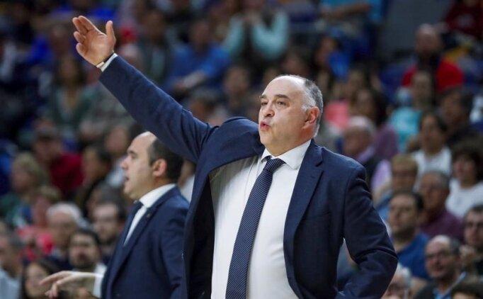 Pablo Laso: 'Panathinaikos'un masallarına inanmıyorum'