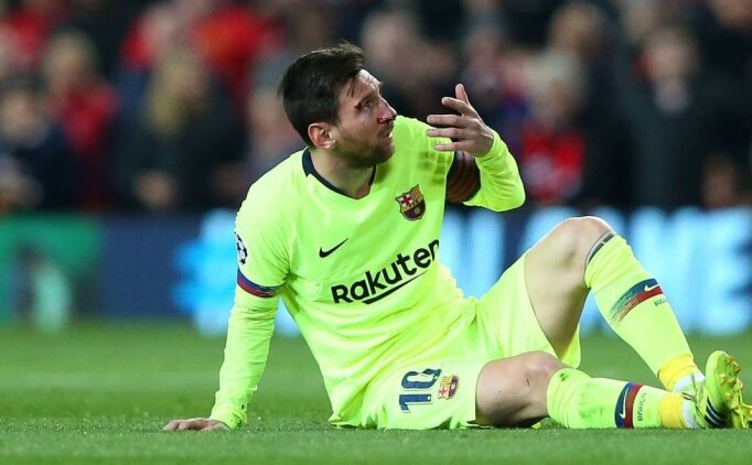 Lionel Messi, çeyrek finallerde tıkanıyor!