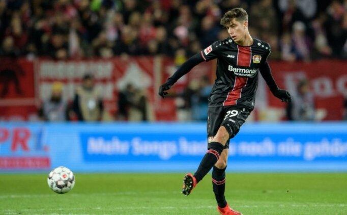 Leverkusen çekişmeli geçen karşılaşmayı kazandı!