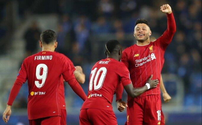 Liverpool, Belçika'da 3 puanı 4 golle aldı!