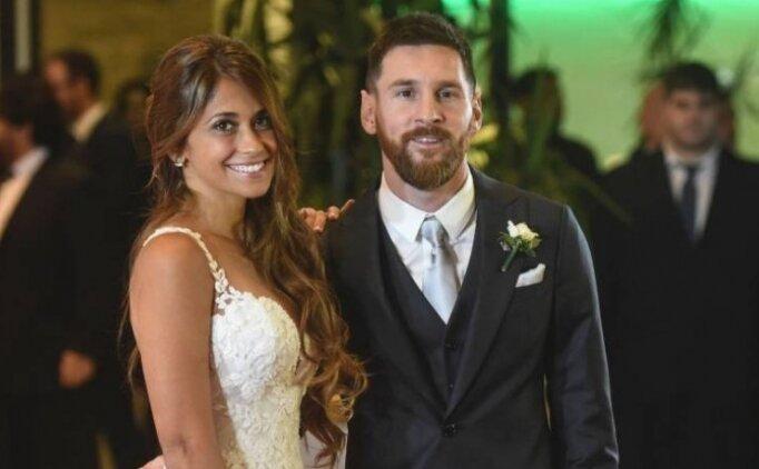 Lionel Messi'nin 21 sene önce çekilen o fotoğrafı!