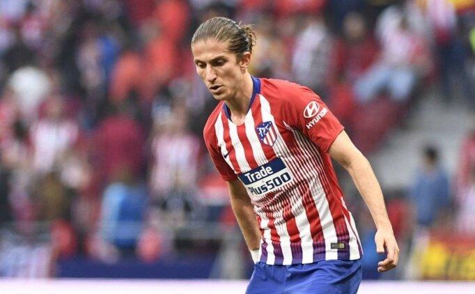 Filipe Luis: 'Copa America'dan sonra karar vereceğim'