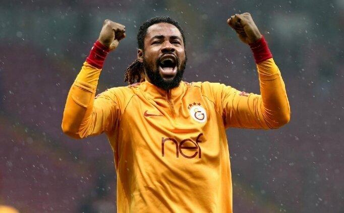 Kongo'dan Galatasaray'a Luyindama müjdesi!
