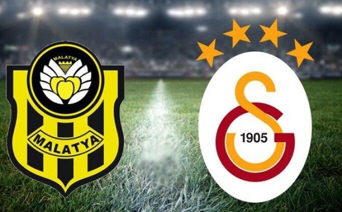 Yeni Malatyaspor Galatasaray canlı hangi kanalda? Malatyaspor Galatasaray maçı saat kaçta?