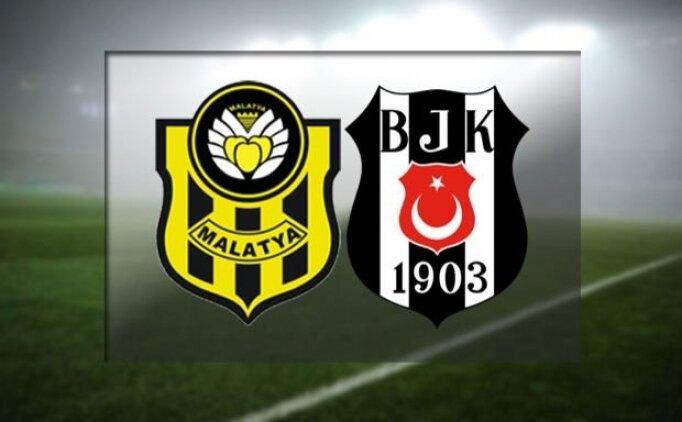 (beİN Sports) Malatyaspor 1-2 Beşiktaş maçı özeti izle