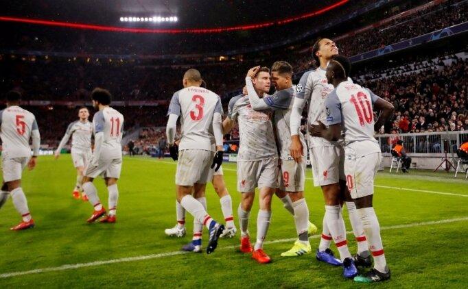 Liverpool, Bayern Münih'e havlu attırdı!..