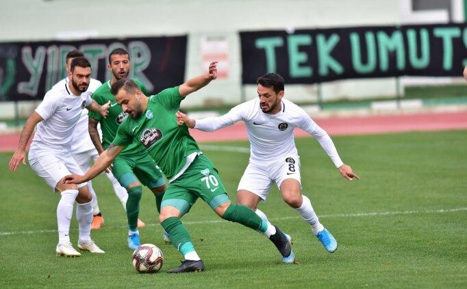 TFF 2.Lig'de Manisa FK ve Bandırmaspor liderliğini sürdürdü