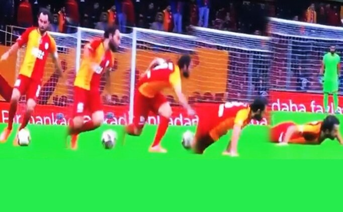 Galatasaray'da dün geceye Selçuk İnan damga vurdu!