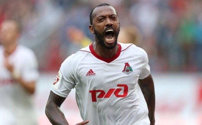 Manuel Fernandes için Lokomotiv'den açıklama!