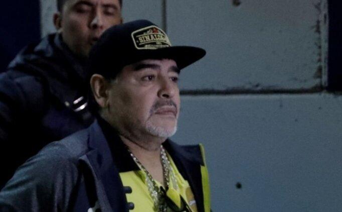 Diego Maradona taburcu edildi