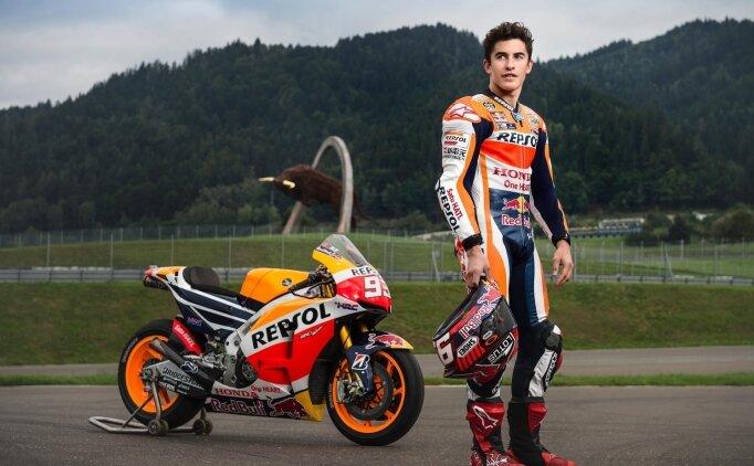 MotoGP'de 8 İspanyol pilot yarışacak