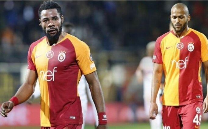 Galatasaray'da tartışılan ikili; Luyindama - Marcao
