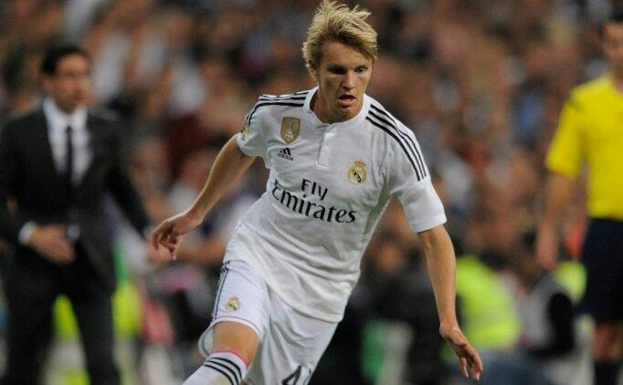 4.5 senedir Real Madrid'de 1 kez forma şansı buldu!