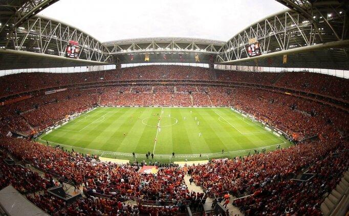 Galatasaray'dan kapasite hamlesi: 62.500!