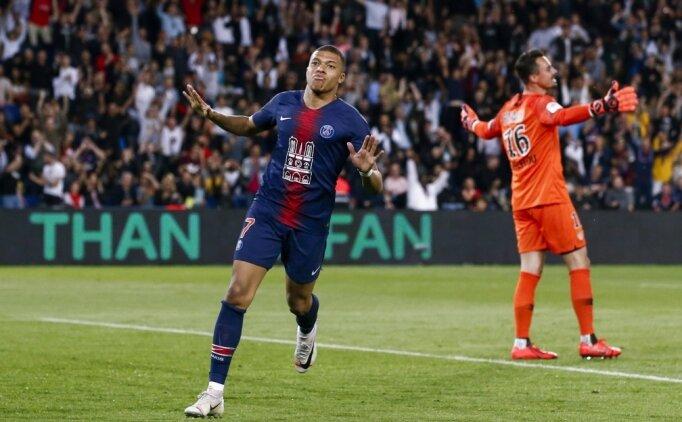 PSG'den Mbappe için açıklama geldi!