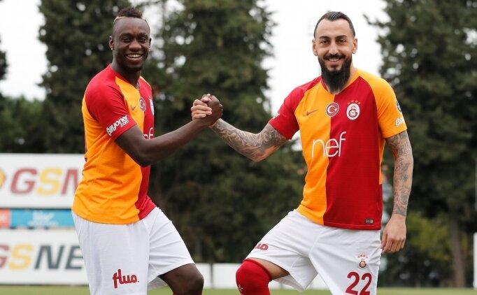 Galatasaray'ın B planı: Aynı anda iki golcü!