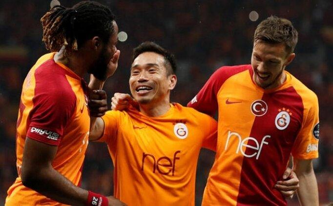 Galatasaray'da Martin Linnes, kadroya yazılmadı!