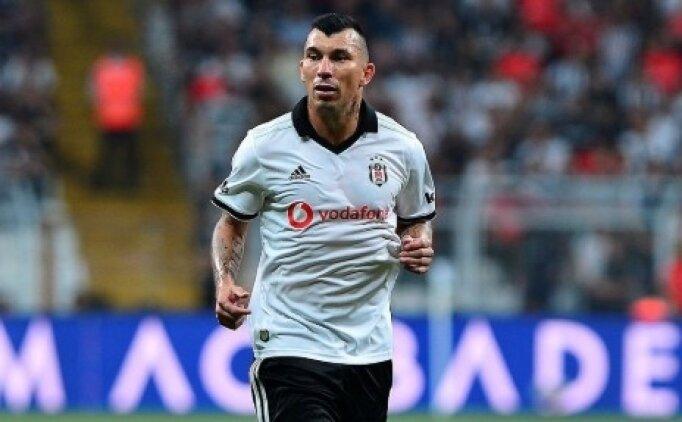 Beşiktaş'ta Gary Medel sezonu kapattı