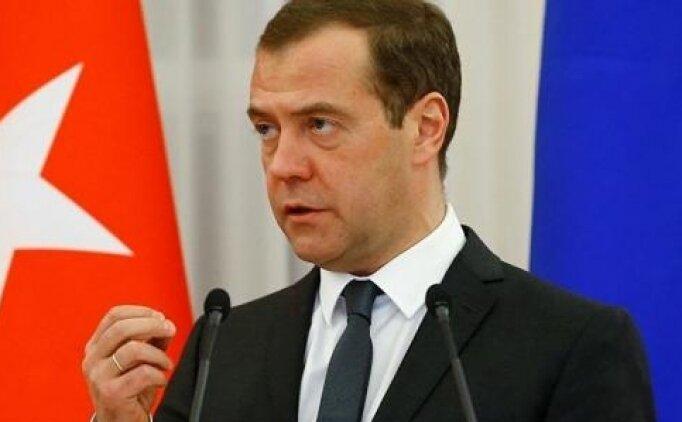 Rusya Başbakanı Medvedev'den WADA açıklaması