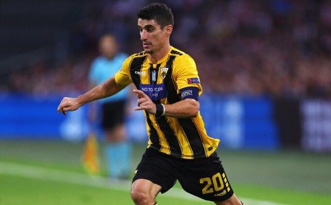 Trabzonspor'un AEK maçında dikkat etmesi gereken iki isim