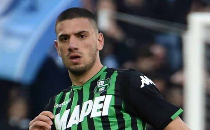 Sassuolo'dan kafa karıştıran Merih - Juventus açıklaması