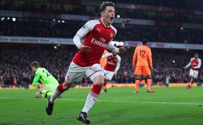 Milan, Mesut Özil transferine onayı verdi!
