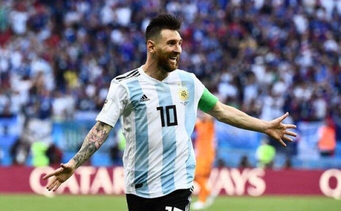 Lionel Messi, milli takıma geri dönüyor!