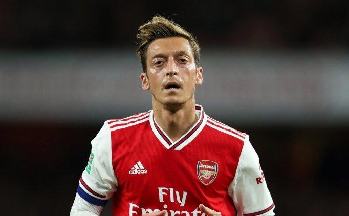 'Annesine sözü var, Mesut Özil Fenerbahçe'ye gidecek'