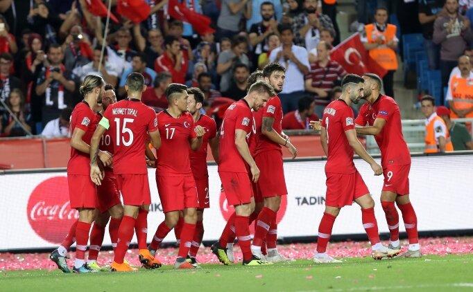 Milli Futbol Takımı'mızın programı belli oldu